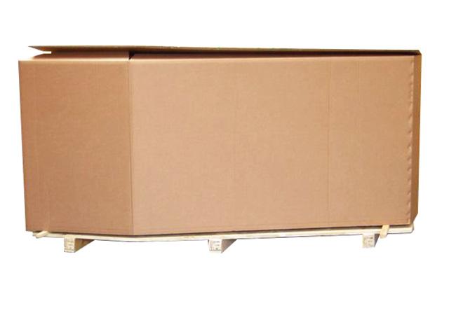 Foto einer Klavierverpackung von Diefenbach Verpackungen