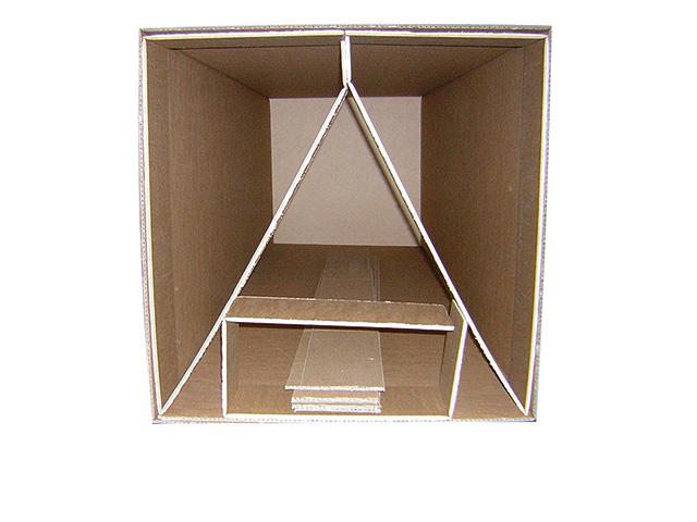 Foto einer Spezialverpackung von Diefenbach Verpackungen
