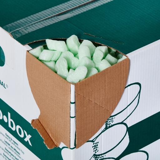 Abbildung einer Flo Box von Diefenbach Verpackungen